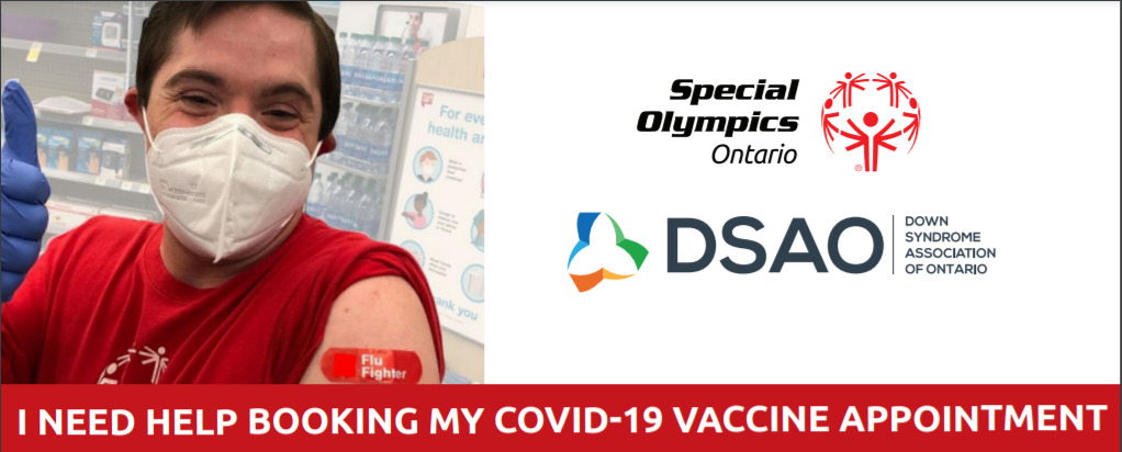 BOOKING MY VACCINE APPOINTMENT
