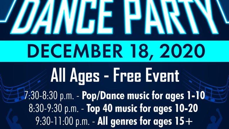 DSAO Virtual Dance Party