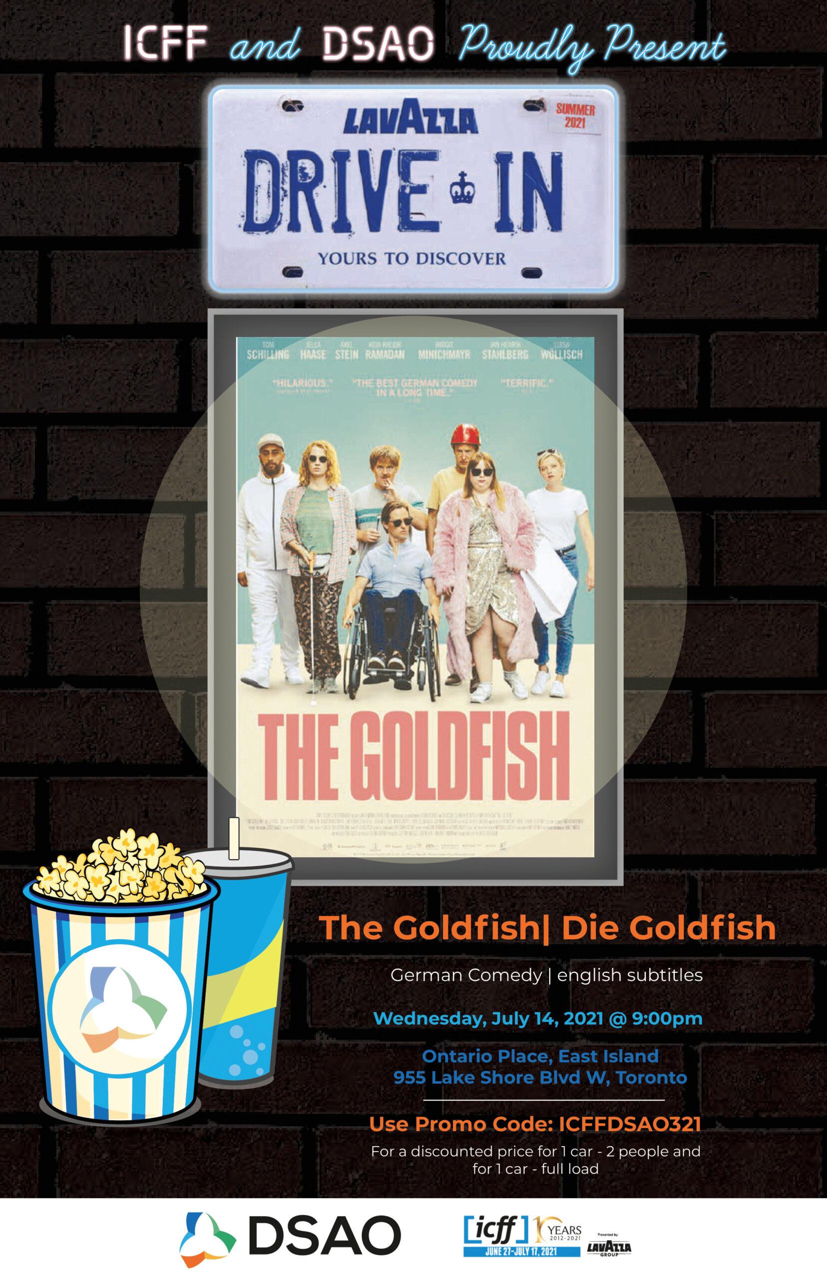The Goldfish | Die Goldfish
